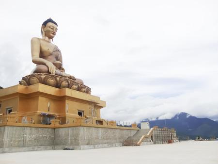 Buddha in Bhutan