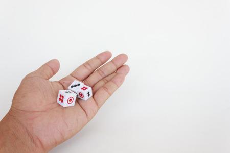 toss: Toss the dice