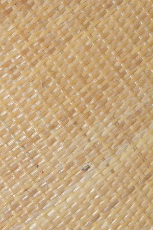 Pattern of wicker Stock Photo
