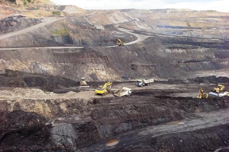 Mining industry Reklamní fotografie