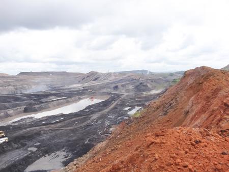 heavy industry: Mining industry Stock Photo
