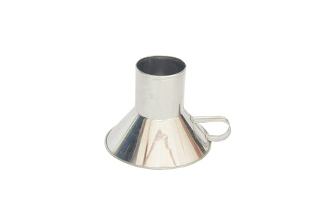 funnel: funnel on white background