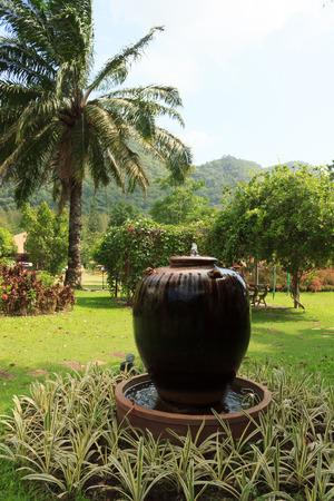 pot Fountain photo