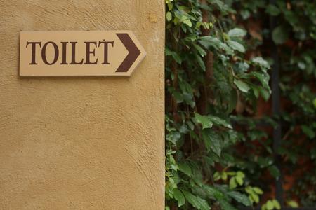 bathroom Signs photo
