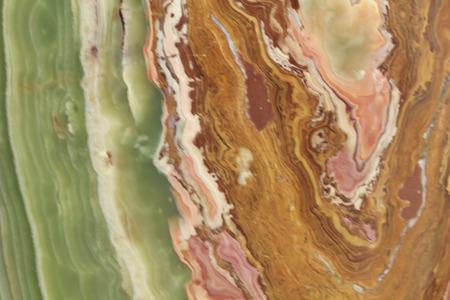 Pattern on the jade stones photo