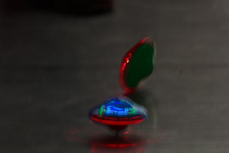 Light of the gyroscopes photo