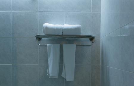 Towels In Bathroom Photo