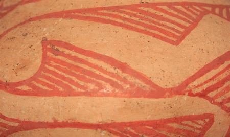 thani: Pattern on ancient pottery