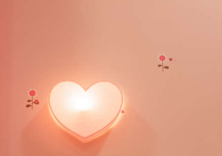 shaped: Heart Shaped Lamp