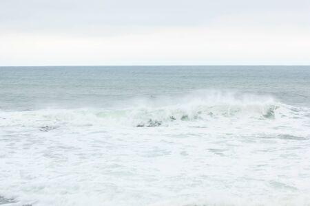 Sea in Winter Stock fotó