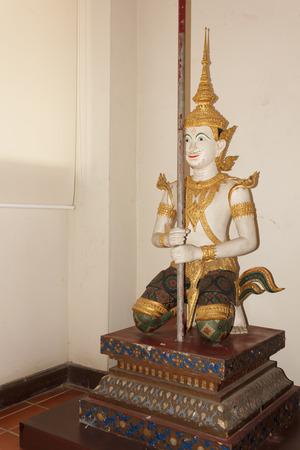 angel statue: Angel statue in Thailand