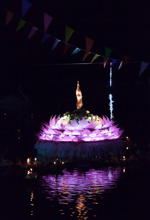 tradition: Loy Krathong tradition of Thailand