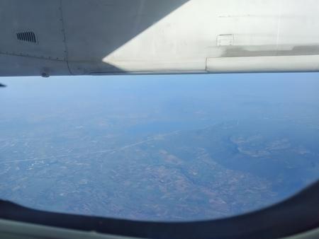 Photos from the plane Stok Fotoğraf - 119599442