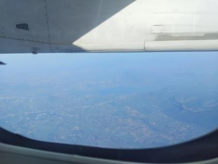 Photos from the plane Stok Fotoğraf - 119599901