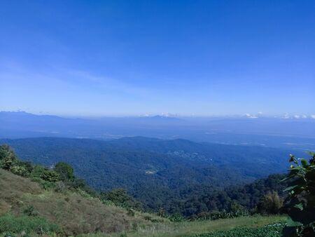 Beautiful scenery on the mountain Stok Fotoğraf - 128045075