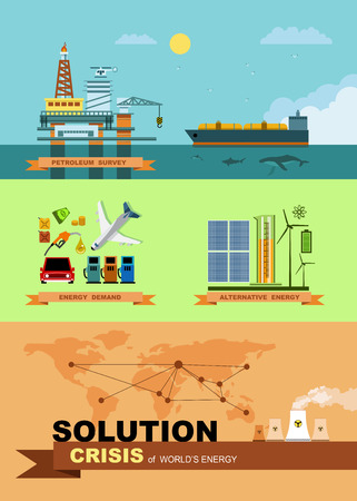 tanker type: infographics about fossil fuels, fossil energy