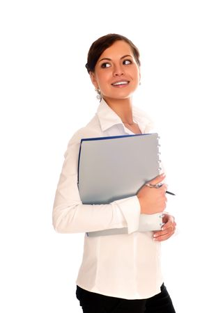 businesswoman Stock Photo - 5025496