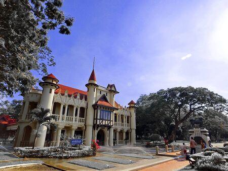 nakhon: Sanam Chandra Palace,Nakhon pathom, Thailand Editorial