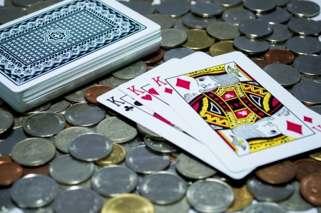 Card and coin