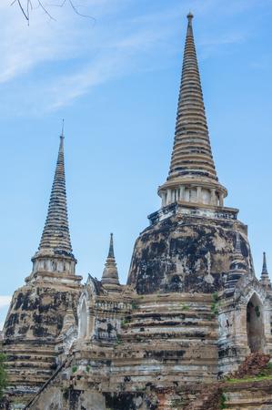 phra nakhon si ayutthaya: Historical Park, Phra Nakhon Si Ayutthaya, Thailand Stock Photo