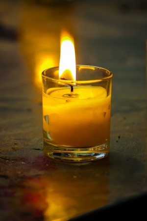 Light with Candles photo