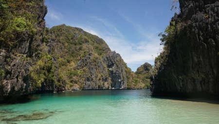 cay: The view of Bora Cay Island