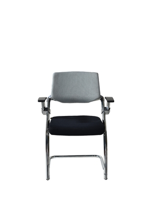 elbow chair: Office chair, Isolated Stock Photo