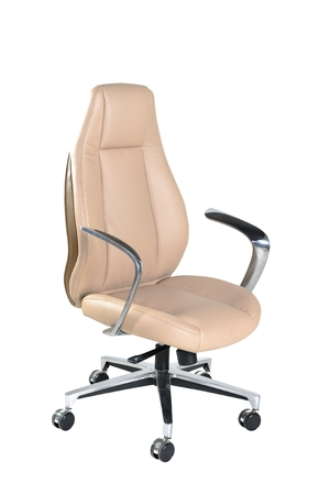 Office chair, Isolated