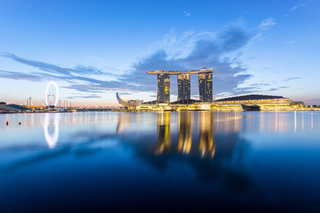 standalone: Marina Bay Sands, Worlds most expensive standalone casino property in Singapore