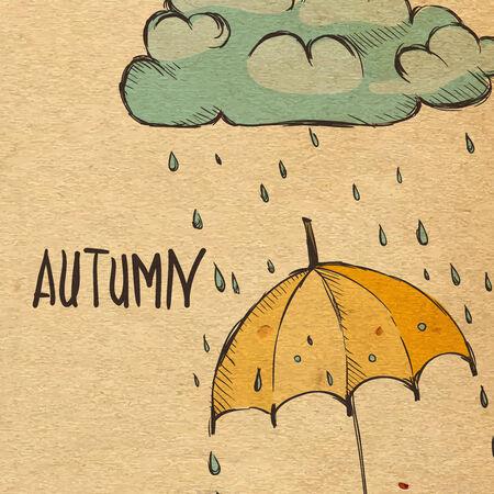 the season: Rainy Season Background
