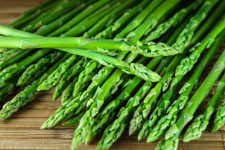the watcher: Heap of fresh green asparagus for cooking, Vegetable and  Clean food Stock Photo
