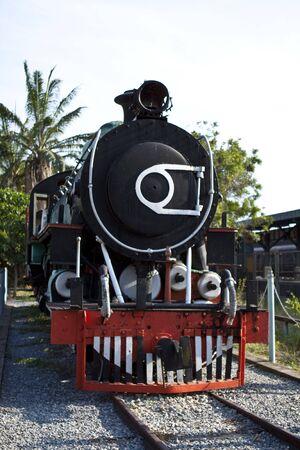 Thai Classic Train photo
