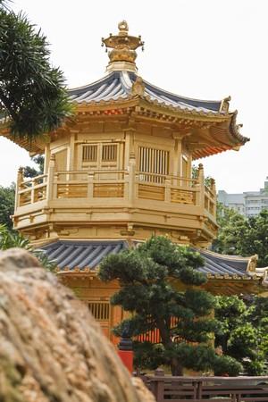 Chi lin Nunnery, Hong Kong photo