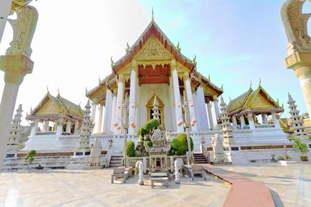 Suthat Temple, Bangkok, Thailand
