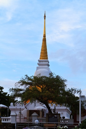 Thai Temple in Songkhla,South of Thailand photo