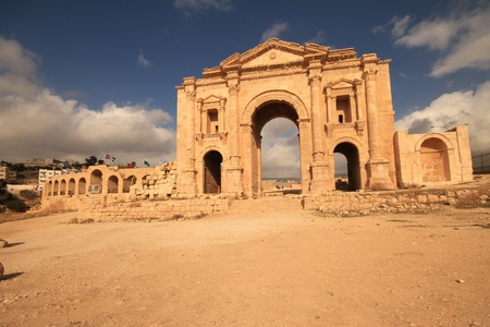 Hadrian's Arch photo