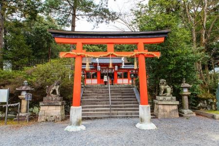 Pagoda in Kyoto, Japan Imagens