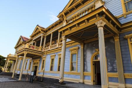 oficina antigua: El ex Sucursal del gobierno de Hokkaido Editorial