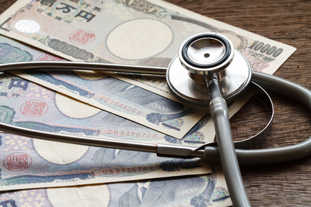 The cost of healthcare photo