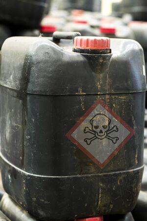 Gallon danger