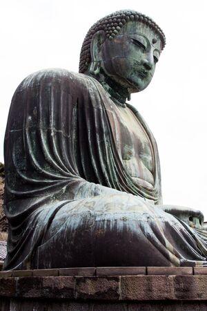 Great Buddha of Kamakura 写真素材 - 98631253