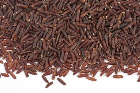 black rice: Thai brown rice