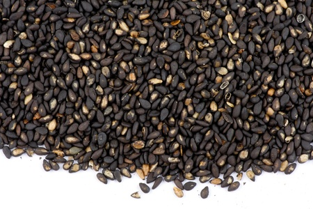 black seeds: Black sesame