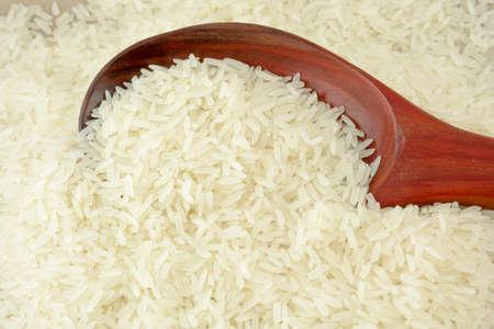 Thai jasmine rice Stock Photo - 9680219