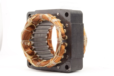 coil: Electric motor coil