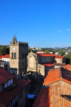 Igreja de Nossa Senhora da Oliveira ,Guimaraes
