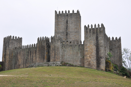 Castle of Guimaraes, Portugal