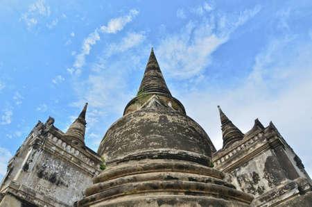 ancient  pagoda  photo