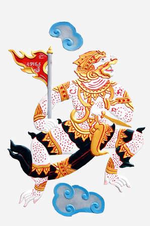 hanuman: hanuman Stock Photo