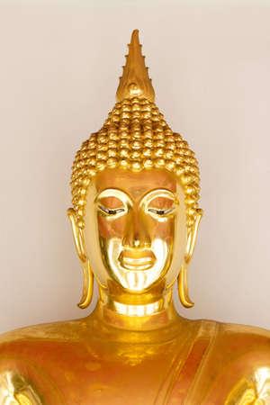 Buddha statue of thailand photo